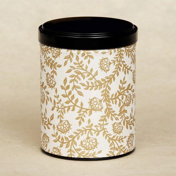 Boîte à thé washi Akaishi