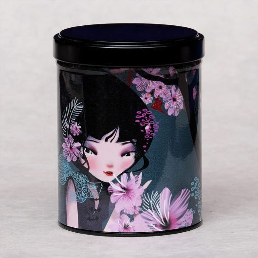 Boîte à thé Jardin aux carpes - Anna Ziliz