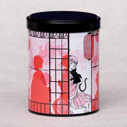 Boîte à thé Pavillon de thé
