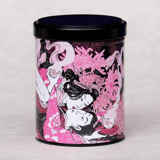 Boîte à thé Yoku