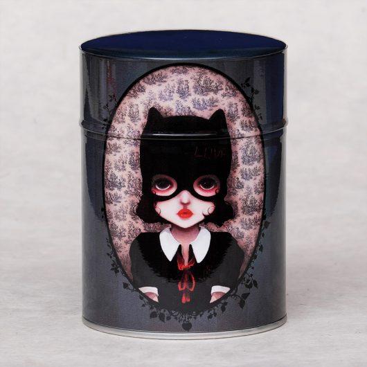 Boîte à thé illustrée Coleslaw