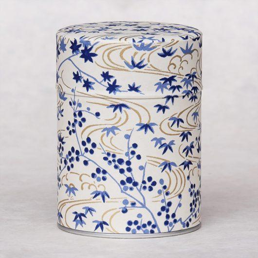 Boîte à thé washi Yamaga