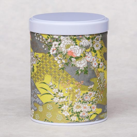 Boîte à thé washi Ozu