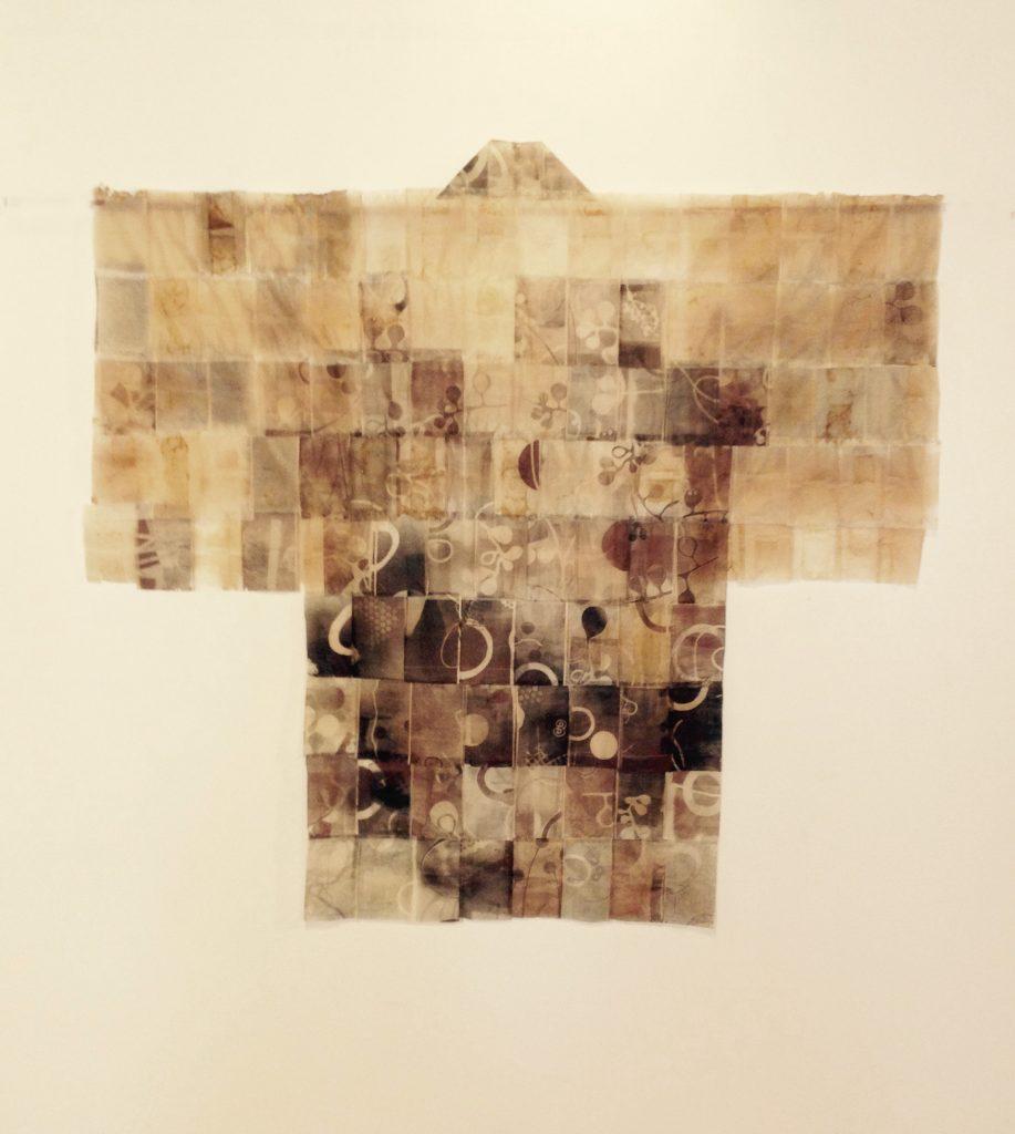 Ruby Silvious kimono teabag