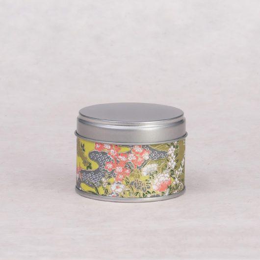 Boîte à thé washi voyage Ozu