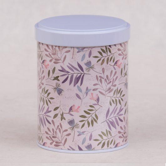 Boîte à thé Floral