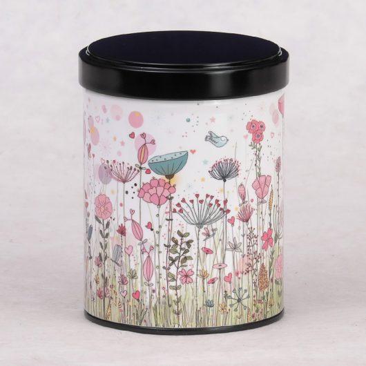 Boîte à thé Jardin Enchanté