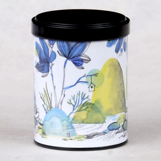 Boîte à thé Coeur de Mangrove