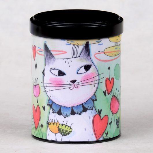 Boîte à thé Colerette