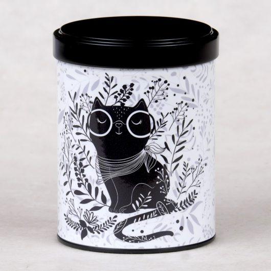 Boîte à thé Meow