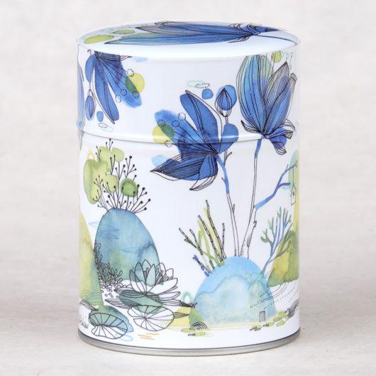 Boîte à thé luxe Coeur de mangrove