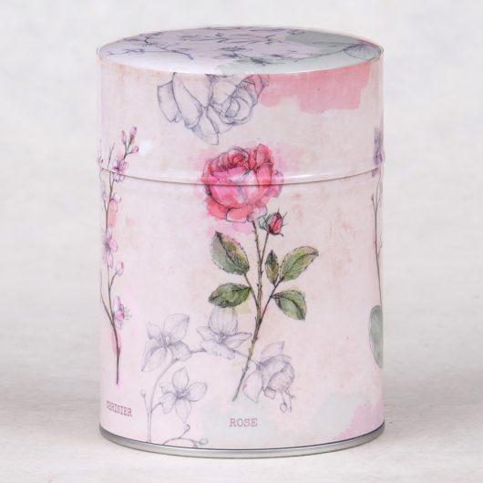 Boîte à thé luxe Herbier des thés