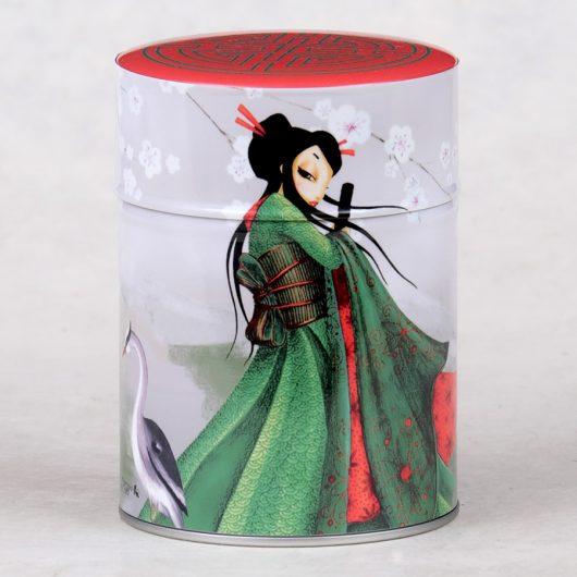 Boîte à thé luxe la voyageuse