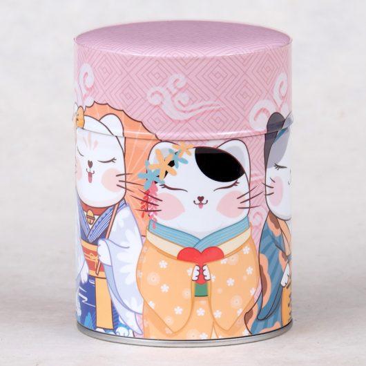 Boîte à thé luxe Shimabara