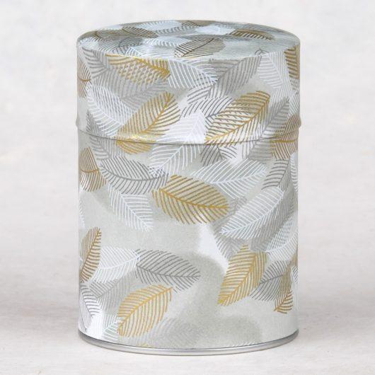 Boîte à thé luxe washi Akemi
