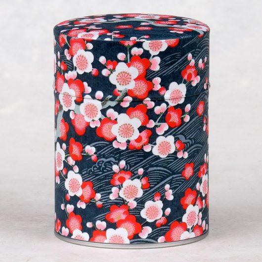 Boîte à thé luxe washi Chiruzu