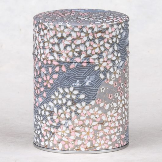 Boîte à thé luxe washi Gure