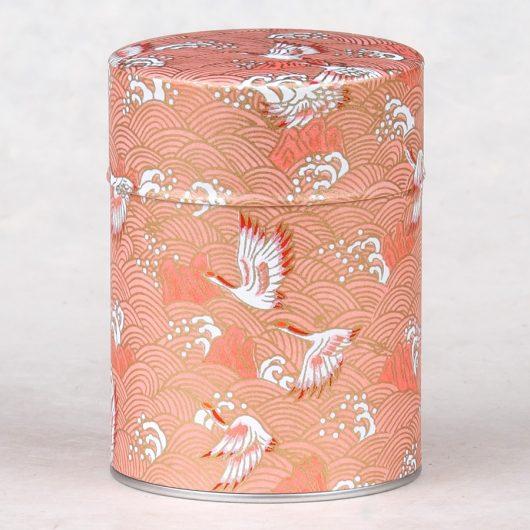 Boîte à thé luxe washi kayako