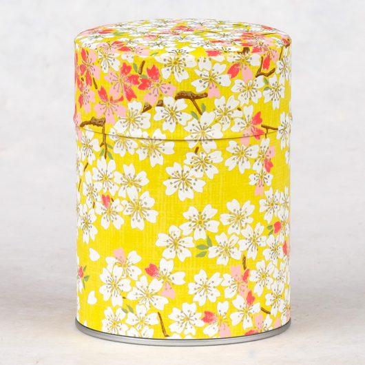 Boîte à thé luxe washi Natsu