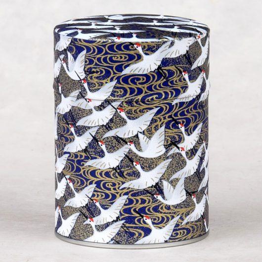 Boîte à thé luxe washi Norisuke