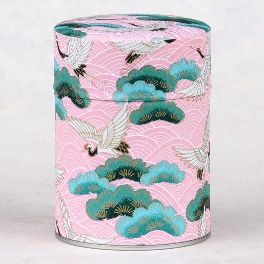 Boîte à thé luxe washi Otaki