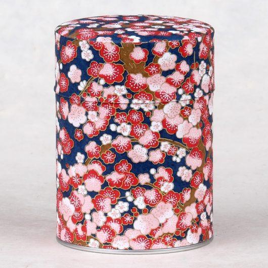 Boîte à thé luxe washi Yoru