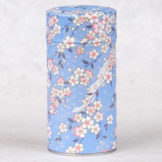 Boîte à thé washi 150g Usune