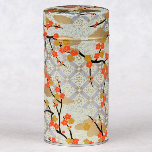 Boîte à thé washi 150g Yokubo