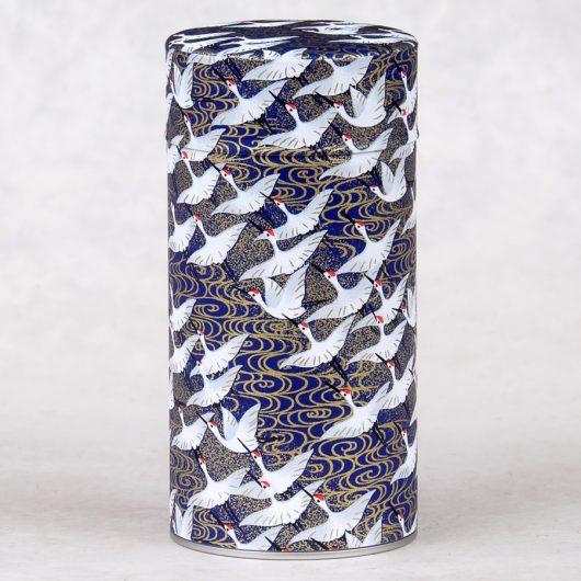 Boîte à thé washi 150g Norisuke