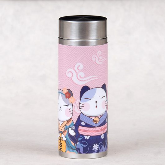 Théière nomade isotherme Shimabara 300 ml