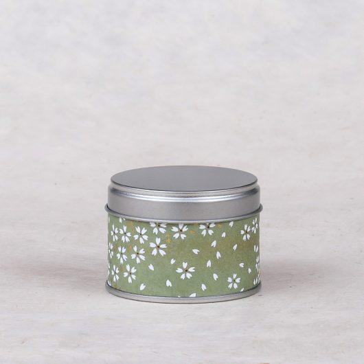 Petite boîte à thé Kinako
