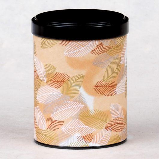 Boîte à thé washi Akane