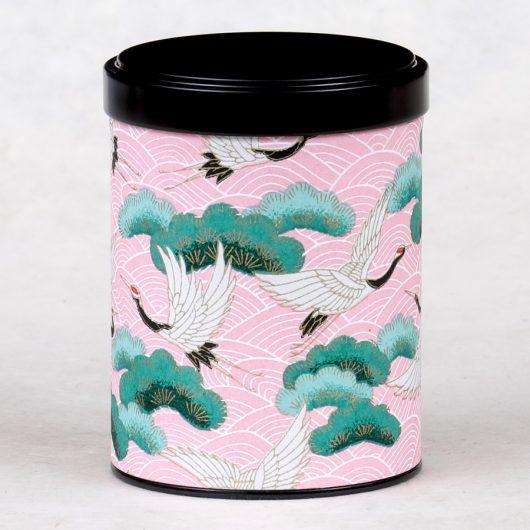 Boîte à thé washi Otaki
