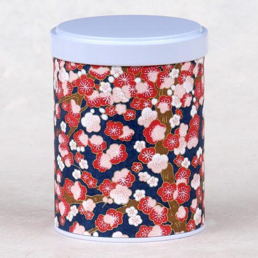 Boîte à thé washi Yoru
